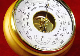 Термометры и барометры