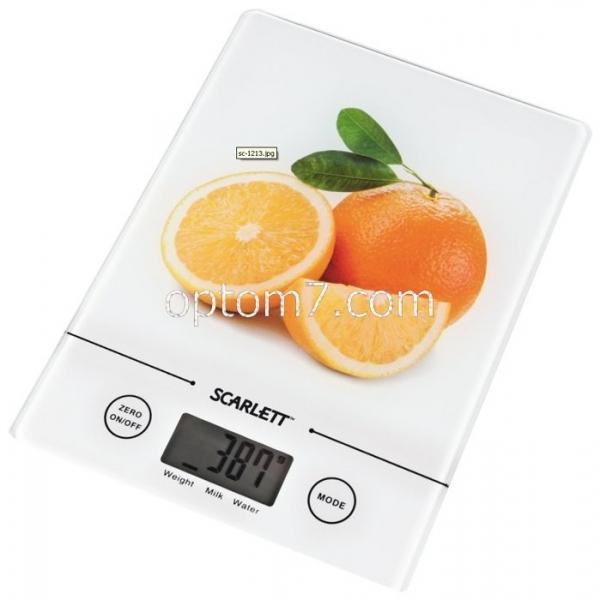 """Весы кухонные """"Scarlett""""  1213SC"""