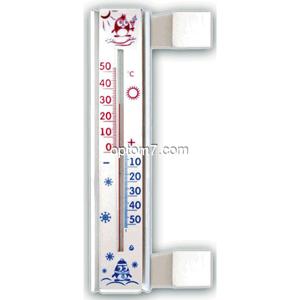 термометр оконный тбо исп.3, «стеклоприбор» 481 термометры, барометры