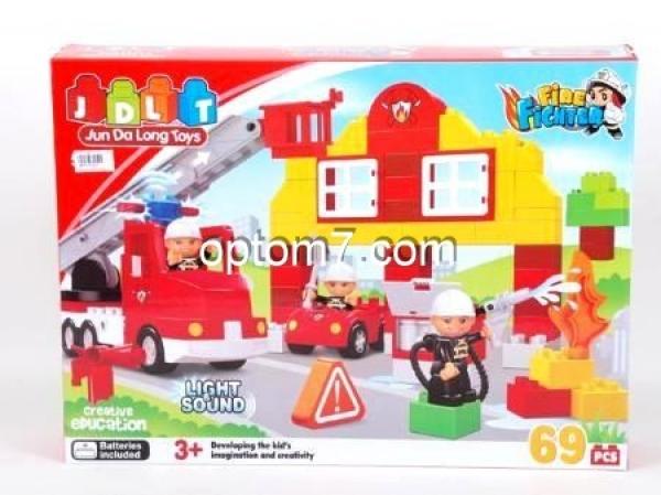 конструктор детский № 5153. для детей от трех лет 570 детские игрушки