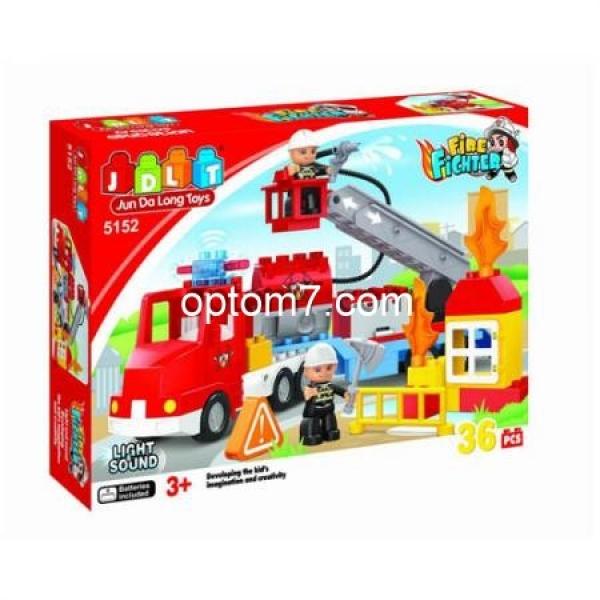конструктор детский № 5152. для детей от трех лет 575 детские игрушки