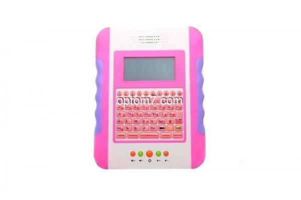 компьютер-планшет детский №7161. для детей от трех лет 581 детские игрушки