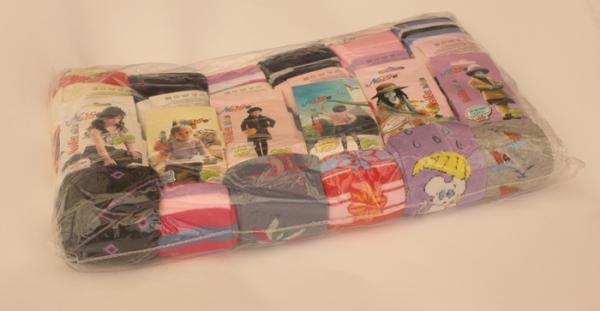 колготы детские тёплые для девочки, махровые, р.92-164. упаковка 12 шт. арт.1153 на Барабашово оптом