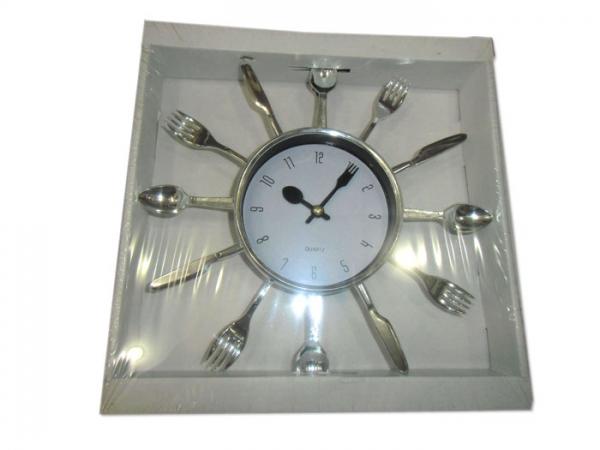 Часы настенные для кухни мод.1001 (245х245 мм). арт.1006