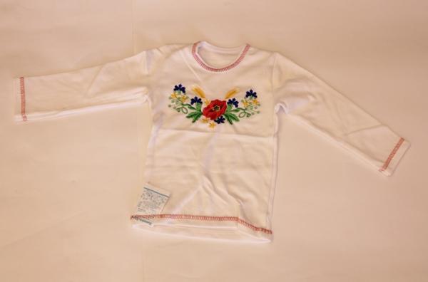 вышиванка для девочки р.26-36, интерлок. украина. арт.1012 на Барабашово оптом