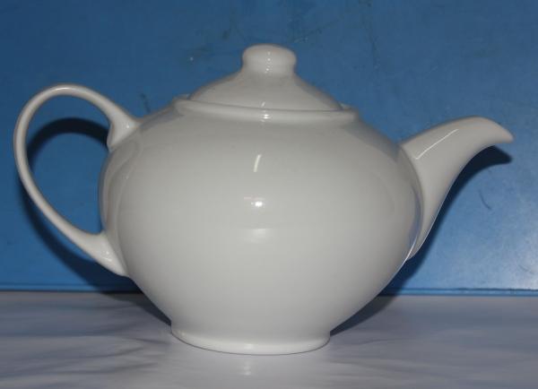 чайник заварочный фарфоровый 1100мл на Барабашово оптом