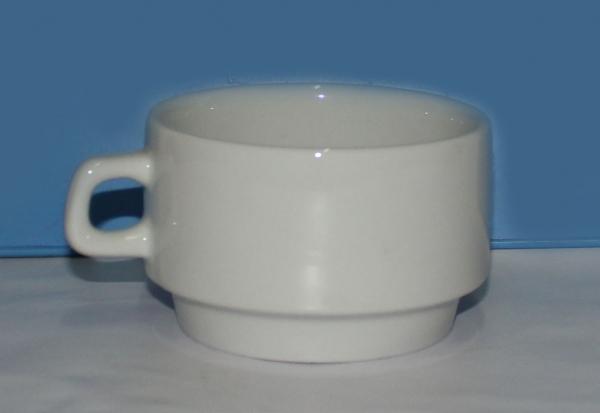 чашка для чая фарфороая 250мл на Барабашово оптом