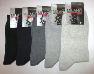 """Носки мужские демисезонные """"Milano"""", размер 40-45. арт.2002"""