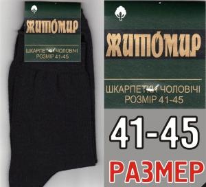 """Носки мужские летние """"Житомир"""", размер 41-45. арт.2010"""
