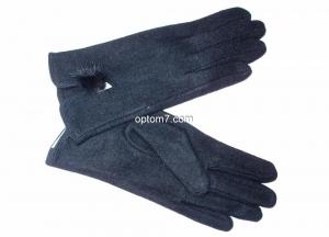 Перчатки женские Batulu №102, состав: кашемир, размер: 6,5-8,5, Китай