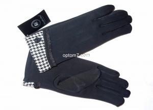 Перчатки женские Batulu №027, состав: эластик, внутри плюш, размер: 6,5-8,5, Китай