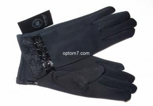 Перчатки женские Batulu №050, состав: эластик, внутри плюш, размер: 6,5-8,5, Китай