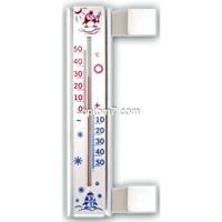 Термометр оконный Солнечный зонт - 3