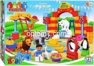 Конструктор детский № 5093. Для детей от трех лет