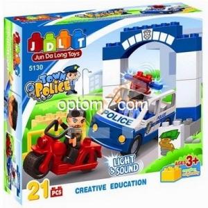 Конструктор детский № 5130. Для детей от трех лет