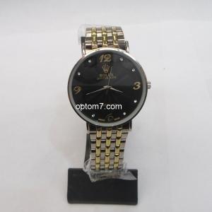 """Часы наручные мужские """"Rolex"""", браслет, в ассортименте"""