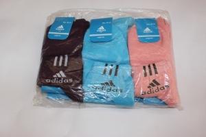 "Носки женские ""Adidas"", р.36-41"