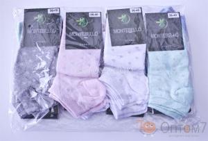 Носки женские короткие р.36-40