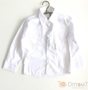 Рубашка с длинным рукавом для мальчика арт.0097