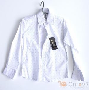 Рубашка с длинным рукавом для мальчика арт.0115