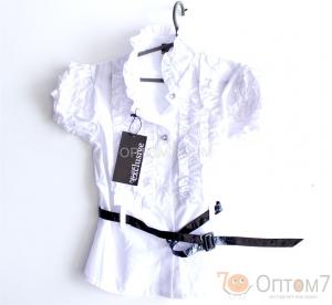 Блузка для девочки арт.0176