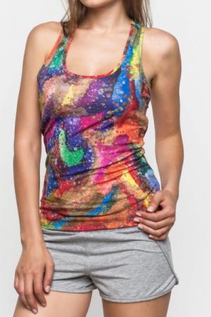 Женские шорты трикотажные, серые (78024.2)