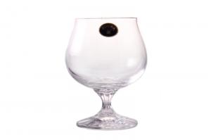 Набор бокалов для коньяка 250мл 6шт Bohemia Diana  (40157)