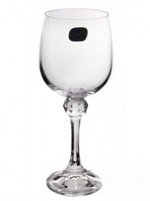 Набор бокалов для вина 190мл 6шт Bohemia Julia  (40428)