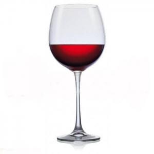Набор бокалов для вина 850мл 2шт Bohemia Vintage XXL  (40602)