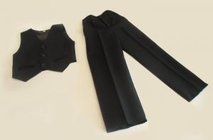 Школьная форма для мальчика р.S,M,L,XL, костюмная ткань. Украина. арт.1068