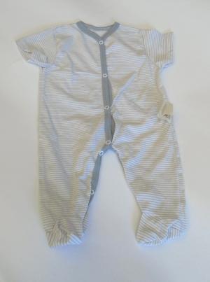 Человечек для новорожденного р.62-80, хлопок. Украина. арт.1087