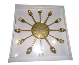 Часы настенные для кухни мод.1002 (380х380 мм). арт.1007