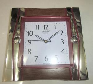 """Часы настенные """"Rikon"""" мод.592 (200x200 мм). арт.1074"""