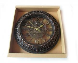 """Часы настенные """"Quartz"""" (325х325 мм). арт.1163"""
