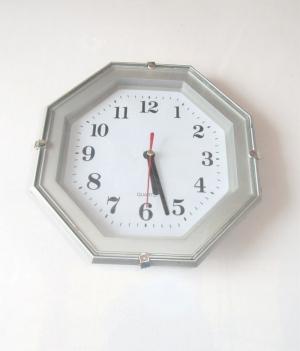 "Часы настенные ""Quartz"" мод.342. арт.1174"