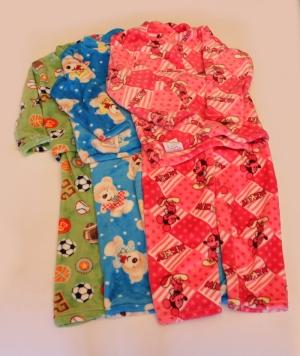 Пижама махровая р.26-32. Украина. арт.1041