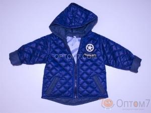 Куртка для мальчика от 6 месяцев до 1,5 года арт.1015