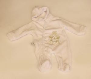 Комбинезон для новорожденного, махровый. Украина. арт.1082
