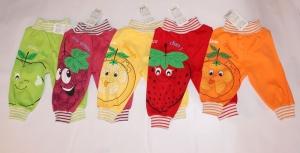 Детские штанишки на 1-9 месяцев, интерлок. Турция.арт.1252