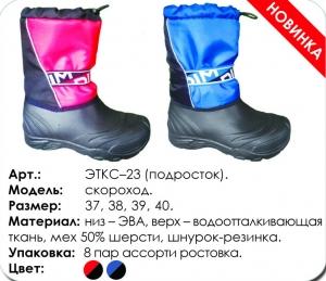 "ЭТКС-23 ""Скороход"""
