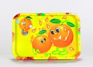 "Фоторамка детская ""Апельсин"", пластик. арт.1006"