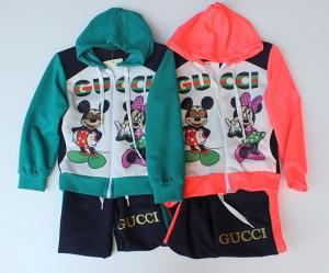 Костюм спортивный для девочки Gucci р.26-34