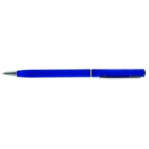 """Ручка шариковая автоматическая """"Magnat"""" 0,7мм, синяя, Skiper, SK-1032 №2"""