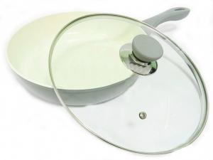 Сковорода 20см Lessner Ceramik Line Silver (LES 88345-20 S)