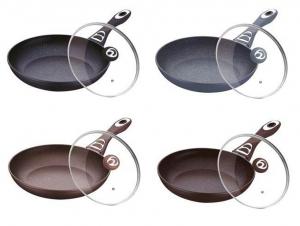 Сковорода 24см Lessner Marble Line (LES 88350-24 mix)