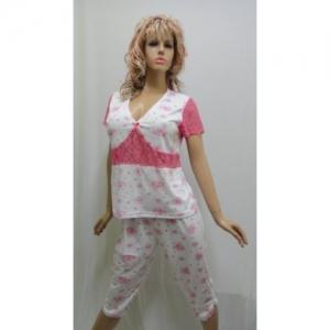Женская пижама KN-245 (хлопок)