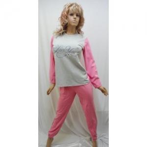 Женская пижама KN-877 (хлопок)