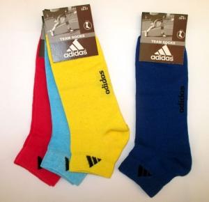"Носки женские летние ""Adidas"", р.36-41"