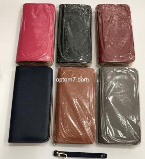 Женский кошелек на молнии с блестками, размер: 21/11/3см Арт. 350