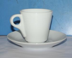 Набор чайный фарфоровый 2 предмета (чашка 180мл)